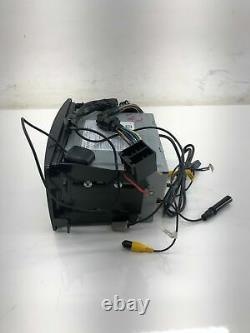 01-05 Mercedes C240 W203 Dash Audio Radio CD DVD Music Player Kenwood Ddx6706s