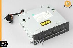 03-12 Mercedes W211 E500 GL550 CLS500 6 Disk CD Changer Player 2118275542 OEM