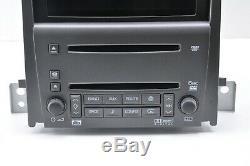 08 2008 Cadillac STS Radio DVD CD AUX Stereo Navi GPS Display Bezel YQ4 OEM