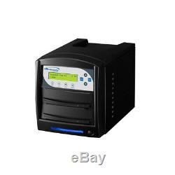 1 Target CD DVD Audio Duplicator Copier Music Audio Comparison TrueAudio-S1T-BK