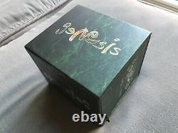 13-CD/DVD Genesis Green Box Set 1970 1975 5.1 Surround Sound Peter Gabriel Video