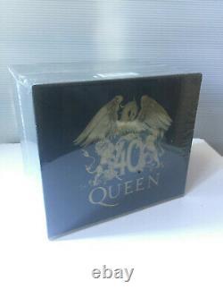 15 xcd 40th ANNIVERSAY QUEEN BOX SET 2011 NEW SEALED gay Freddy Mercury 70s