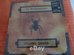 16 SIXTEEN HORSEPOWER vinyl SECRET SOUTH 180g new + dvd audio