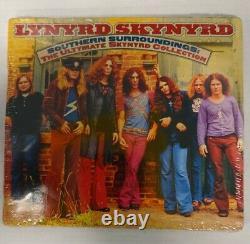 3-CD/DVD Lynyrd Skynyrd Southern Surroundings 5.1 Multi-Channel Audio Live BBC