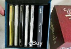 3 GENESIS SACD/DVD Audio Box Sets (Complete Collection) now OOP