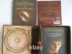 3x The Lord Of The Rings / Der Herr Der Ringe. The Complete Recordings BoxSet