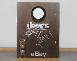 5xSIGNED The Doors Perception Boxset