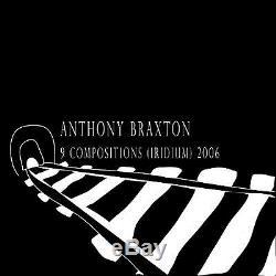 9 Compositions Iridium/+DVD Anthony Braxton Audio CD
