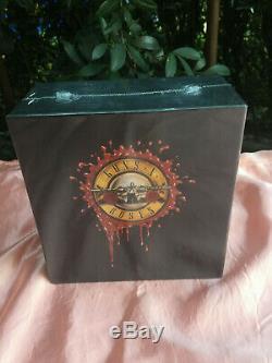 9 cd 2 dvd box set NEW sealed RARE JAPAN Guns N Roses AXL 87-2011 boxset geffen