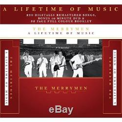 A Lifetime of Music (10 CD + DVD + Book) The Merrymen Audio CD