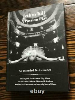 A Passion Play CD/DVD Steven Wilson 2014 Stereo Mix by Jethro Tull CD, Jun