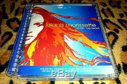 ALANIS MORISSETTE Under Rug Swept DVD AUDIO