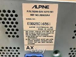 Acura MDX Oem Front Navigation Trip Screen Monitor Radio Map Headunit 03-06 2