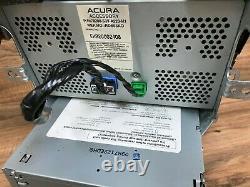 Acura MDX Oem Front Navigation Trip Screen Monitor Radio Map Headunit 03-06 6