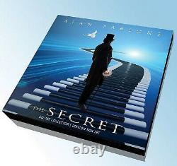 Alan Parsons the secret lim Box 180g Vinyl LP + CD +DVD+T-Shirt NEU Album 2019
