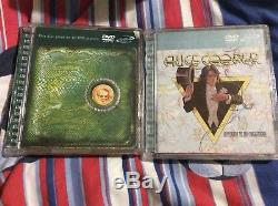 Alice Cooper Billion Dollar Babies And Welcome To My Nightmare DVD AUDIO