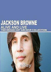 Alive and Live DVD-AUDIO von Jackson Browne CD Zustand sehr gut