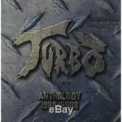 Anthology 1980-2008 13cd + DVD Turbo Audio CD