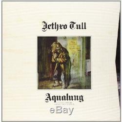 Aqualung LP, CD1, CD2, DVD, Blu-Ray and hard-back book Jethro Tull Audio CD