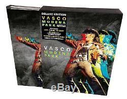 Audio Cd Vasco Rossi Vasco Modena Park 3 Cd+2 Dvd+ Blu-Ray+7+Poster+Libro Fo