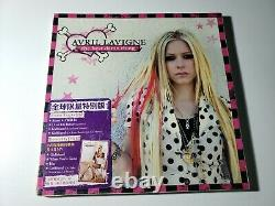 Avril Lavigne The Best Damn Thing BOX SET Hong Kong SEALED CD -head above water