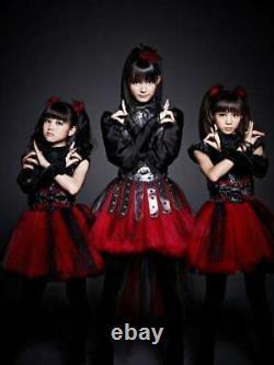 BABYMETAL IJIME DAME ZETTAI YuI-metal D Ver First Press Limited CD + DVD