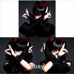 BABYMETAL Ijime Dame Zettai First Press 1st LTD, I, D, Z Set CD+DVD Japan RARE