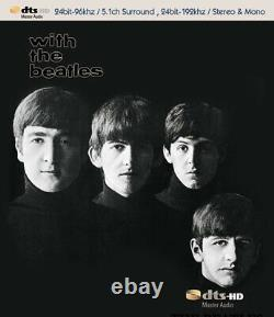 BEATLES / WITH THE BEATLES DTS-HD blu-ray MASTER AUDIO 5.1 SURROUND