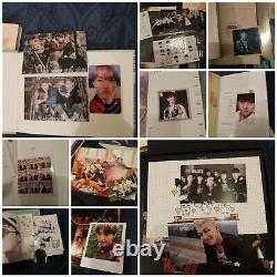 BTS CD+DVD Collection +Limited Edition DVDs +Posters +Photo cards