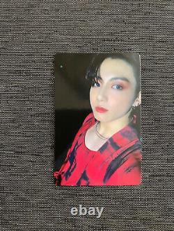 BTS Jungkook Photocard Concept Book Photo Official