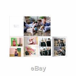 BTS MEMORIES OF 2017 DVD Photobook+5Discs+Paperframe+Postcard+Photocard KPOP