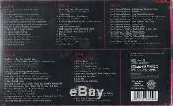 Barry White Unlimited (Boxset) 4 Audio-CD-Alben & 1 DVD NEU & OVP SELTEN