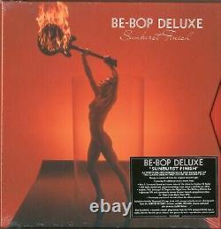 Be-bop Deluxe Sunburst Finish Deluxe Box Set Brand New Mint Sealed