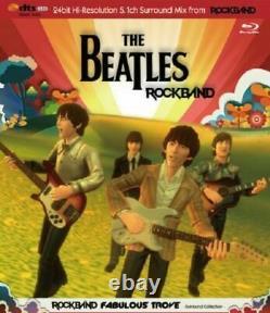 Beatles ROCKBAND Fabulous Trove Blu-ray Audio Stereo 5.1ch Surround 24bit-96khz