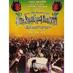 Bickershaw Festival 40th Anniversary Box Set CD/DVD V/A (Grateful Dead) Audio CD