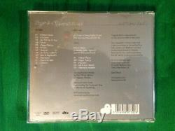 Bjork Coffret Surrounded 7 CD en audio hifi haute techno + clips DVD en face B