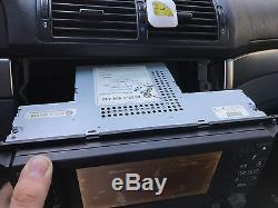 Bmw E38 E39 E53 Oem Radio Stereo Navigation Navi Gps Player Monitor Wide Screen
