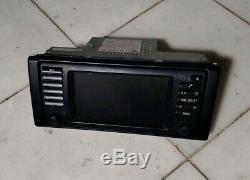 Bmw E38 E39 E53 Oem X5 4.4i Radio Stereo Navigation Navi Gps Monitor Wide Screen