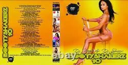 Bootyshakerz Music Video Mix DVD Vol. 5-22 Combos (Any 10 for $180)