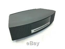 Bose AWRCC1 Wave Music System AM/FM Radio Alarm Clock PARTS READ DETAILS! #6311