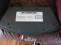 Bose Acoustic Wave II Music System + Wave connect/bluetooth + 5 Disc CD Changer