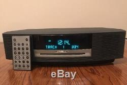 Bose Wave Music System Model AWRCC1 WithRemote Good Working Condition! Minty