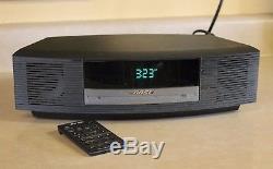 Bose wave radio cd player