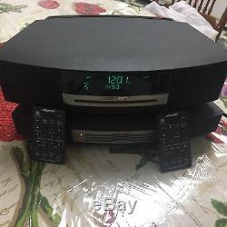 Bose wave music system awrcc1 + Multi 3 CD changer