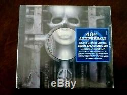 Brain Salad Surgery Bonus Disc Emerson, Lake & Palmer (2CD/DVD-Audio 2014)