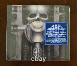 Brain Salad Surgery by Emerson, Lake & Palmer Jul-2014 CD-DVD Audio Sealed