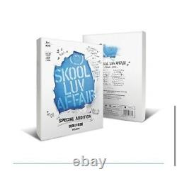 Bts Skool Luv Affair Special Edition 2nd Album Kpop Sealed New+poster+tracking