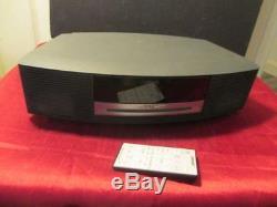 C202 Bose Wave Music System, Cd Player, Am/fm Stereo Black, Awrcc1