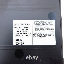 CD-Wechsler Mercedes R230 SL A2038209089 Ohne CD-Magazin