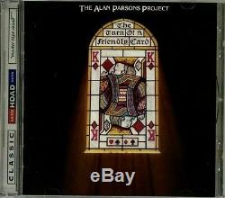 CLASSIC RECORDS CD HDAD-2006 Alan Parsons, The Turn Of A Friendly Card 2004 USA